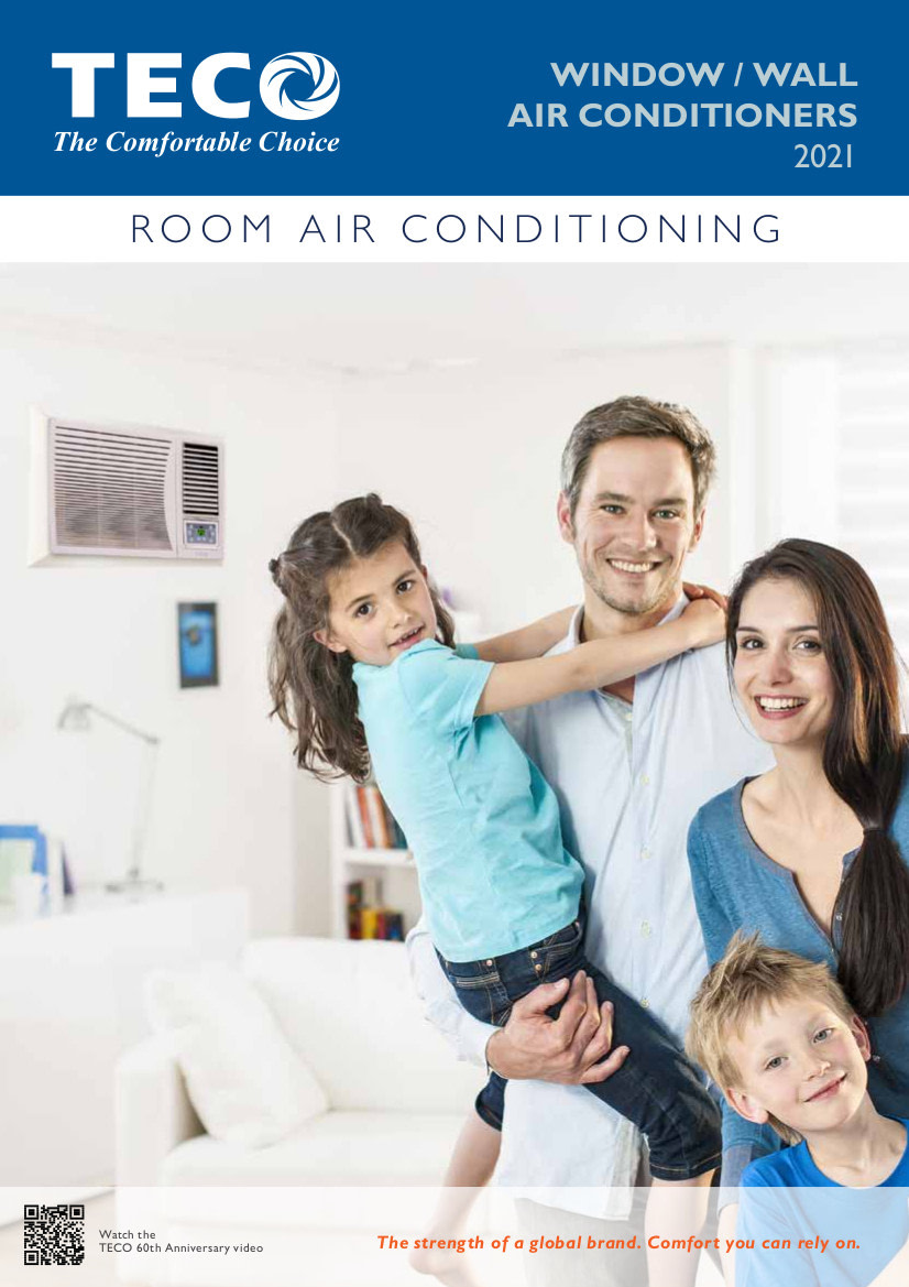 TECO Room Air Conditioning Solutions (RAC)