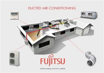 ducted_air_conditioning_system
