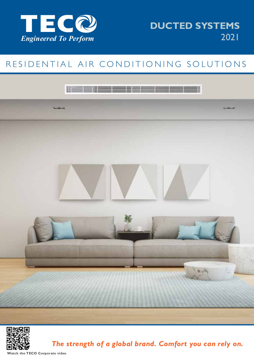 TECO Residential Air Conditioning Solutions