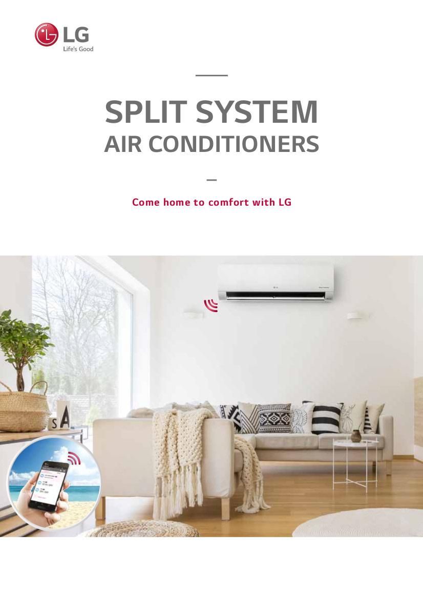 LG Split System Brochure