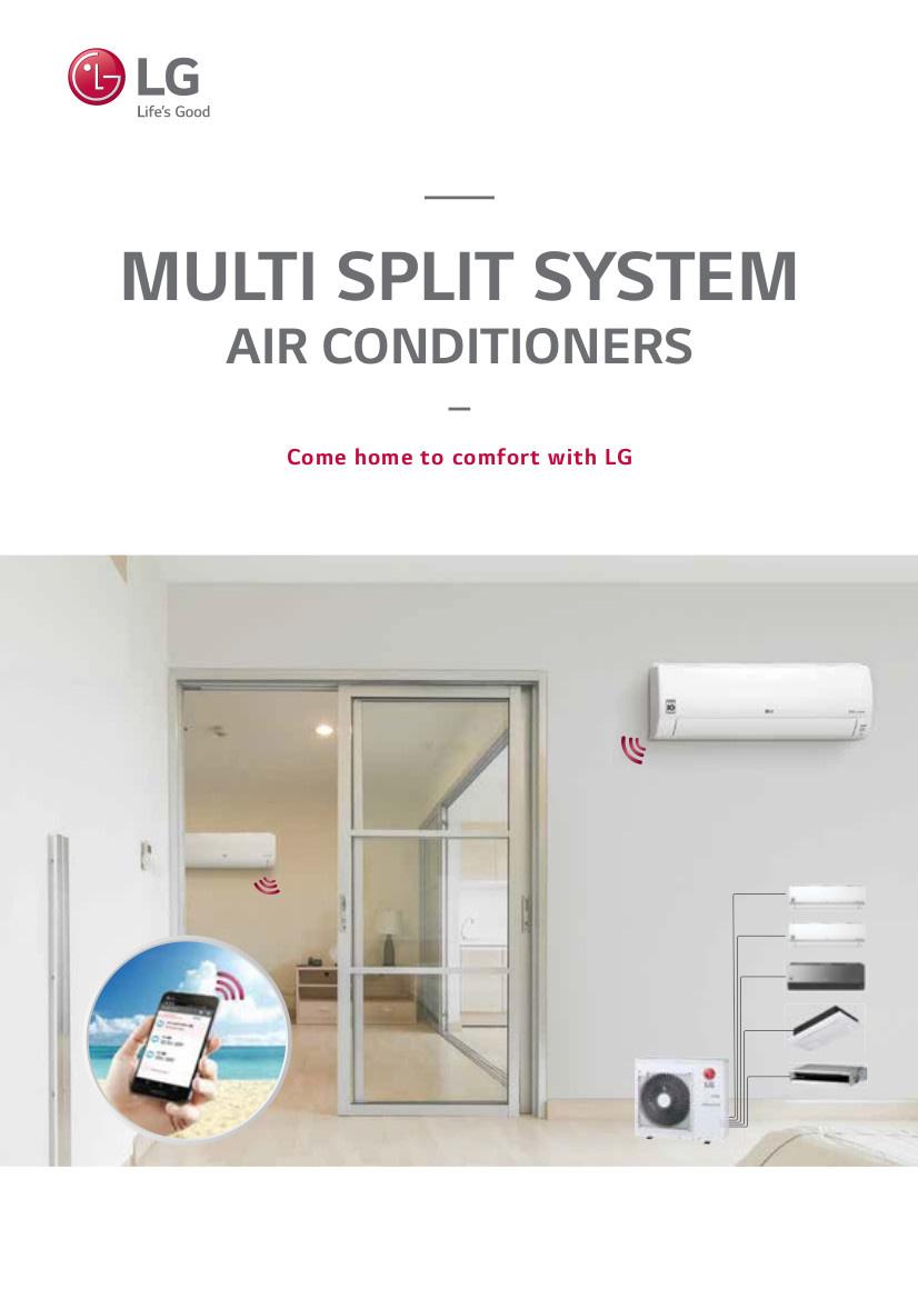 LG_Multi_Split AC_Catalogue 2019 Brochure