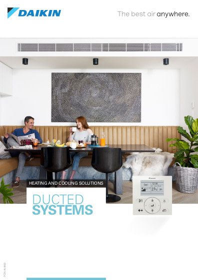 Daikin Inverter Ducted Systems Brochure